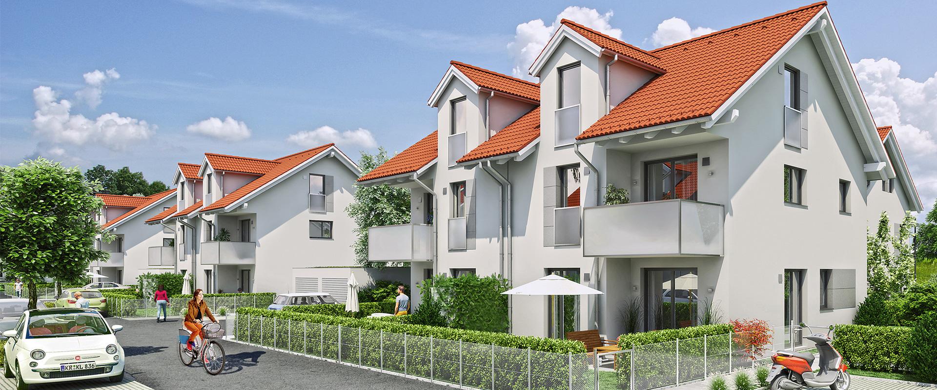 aktuelle bauvorhaben des m nchner bauunternehmens p ttinger immobilien. Black Bedroom Furniture Sets. Home Design Ideas