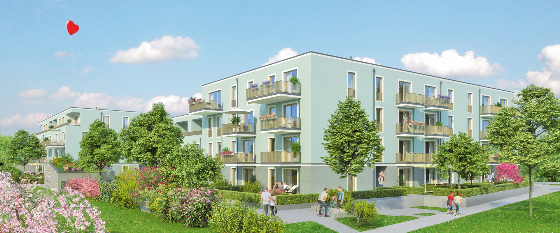 Building project Moosburg an der Isar