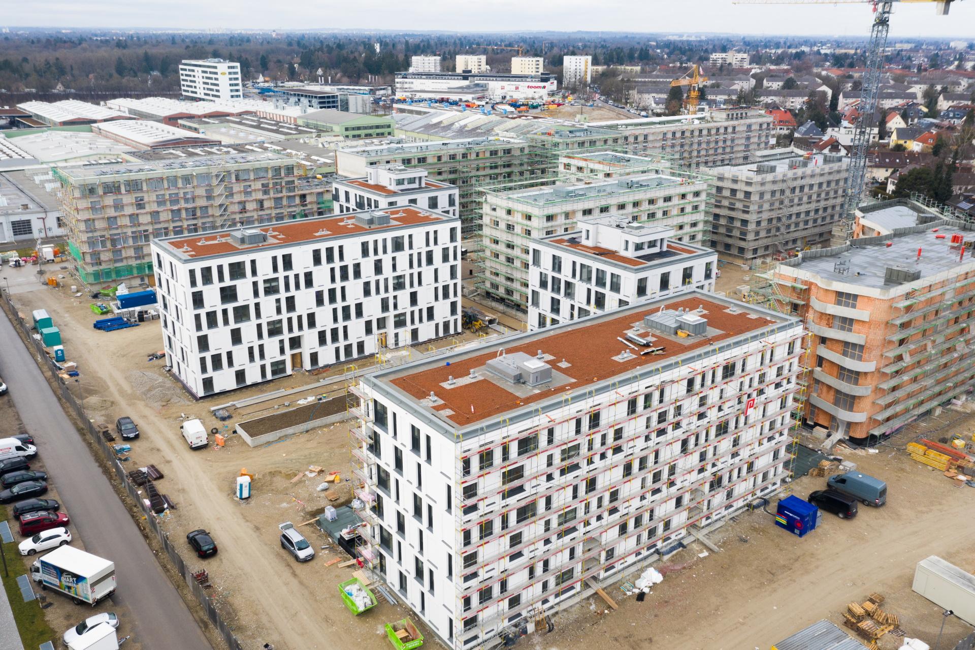News Bauvorhaben Pöttinger Immobilien