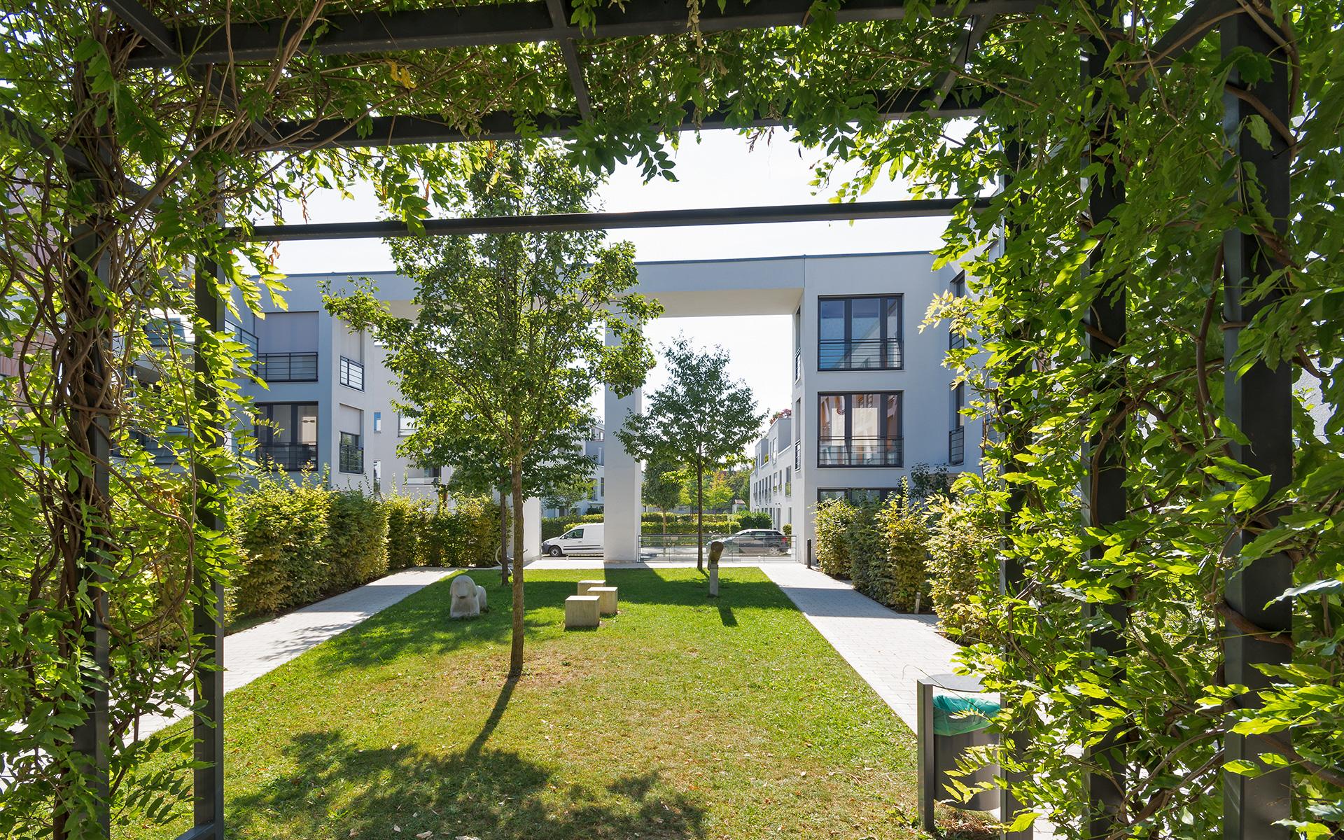 Pandion Prime Wohnanlage In München Schwabing Pöttinger Immobilien